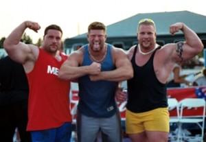 Strongman Jesse Marunde